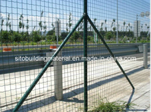 Euro Fence/Welded Wire Mesh Fence/ Metal Wire Mesh Fence Netting