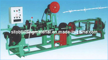 Barbed Wire Machine /Barbed Wire Equipment/Galvanized Barbed Wire Machine