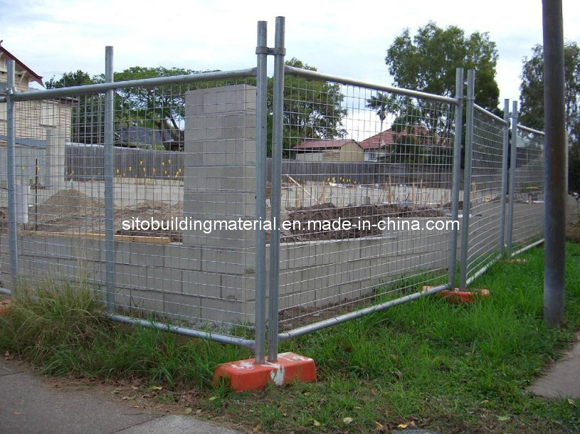 Welded Fence Panels/Temporary Fence/Steel Pipe Fence/Fence Panel/Isolation Fence Panel