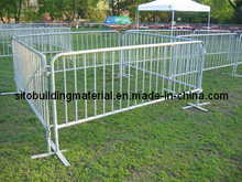 Temporary Fence/Crowded Control Fence/Welded Wire Mesh Fence