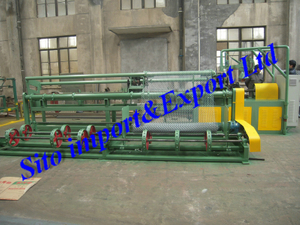 Chainlink Fence Machine/Chainlink Fence Equipment/Wire Mesh Fence Equipment