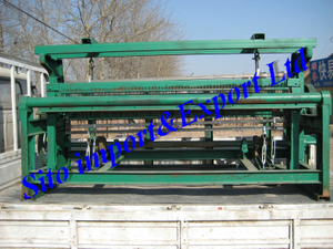 Crimped Wire Mesh Machine Offer, Weaving Mesh Machine, Wire Mesh Machine