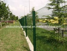 Welded Mesh Fence Panels/Fence Panel/Welded Wire Mesh Fence/Dirickx Fence