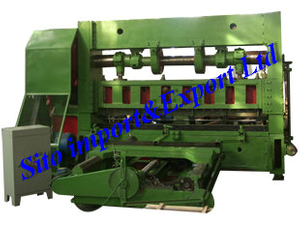 Expanded Sheet Machine, Expanded Mesh Machine, Expanded Wire Mesh Machine