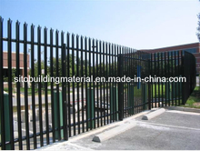 Garden Fencing/Palisade Fence Panel/Palisade Fence/Safety Fence/Euro Fence