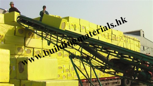 Rock wool board