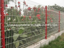 PVC Coated Wire Fence Netting/Fence Netting/Fence Panel/Welded Wire Mesh Fence/Wire Mesh Fence