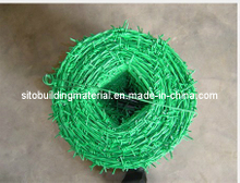 PVC Coated Barbed Wire/Barbed Wire/Iron Barbed Wire/Galvanized Barbed Wire