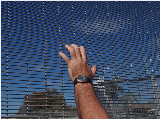 Anti-Climb Fence/High Security Fence/Fence Panel/Prison Fence/Airport Fence