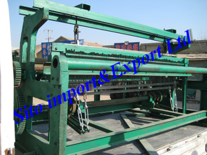 Square Wire Mesh Machine, Wire Mesh Machine, Crimped Wire Mesh Machine