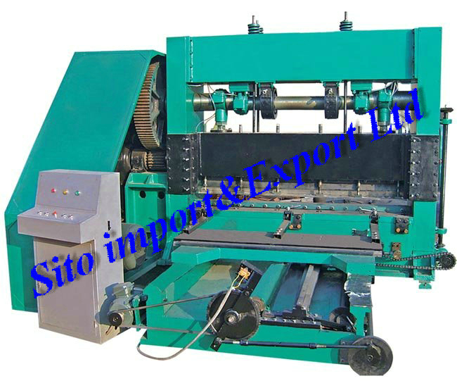 Expanded Wire Mesh Machine, Expanded Sheet Machine, Expanded Wire Mesh Machine