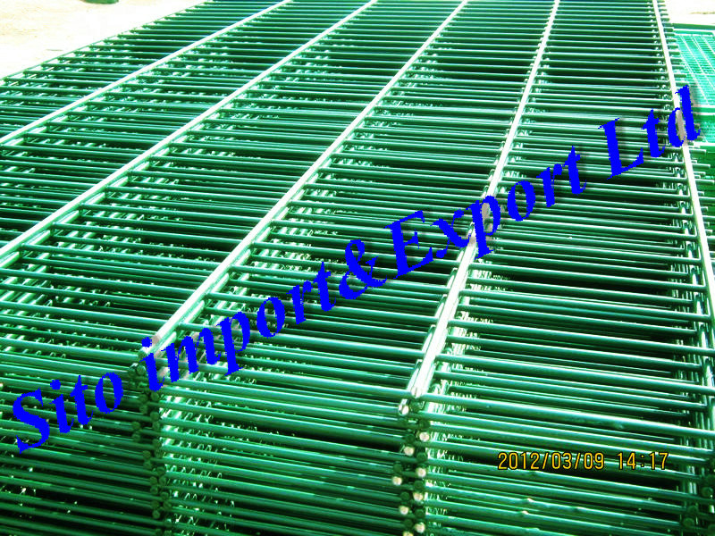 Double Wire Fence, Fence Panel, Wire Mesh Fence, Fence Netting