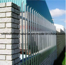 Palisade Fence/Fence Panel/Safety Fence/Security Fence Panel