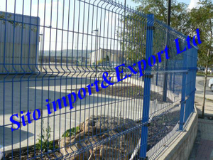 Welded Wire Mesh Fence/Fence Panel /Wire Mesh Fence