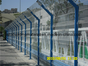 PVC Coated Fence/Road Fence/Fence Netting/Welded Wire Mesh Fence/Fence Netting