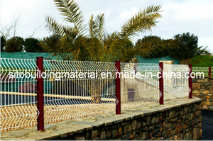 Hot-Dipped Welded Wire Mesh Fence/Welded Wire Mesh Fence/ Fence Panel/Fence Netting