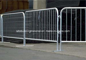 Temporary Fence Panel/Crowd Control Fence/Steel Pipe Fence