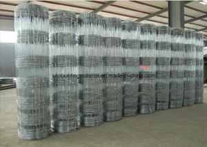 Grass Land Fence/Wire Mesh Fence/Field Fence/Farm Fence/Cattle Fence