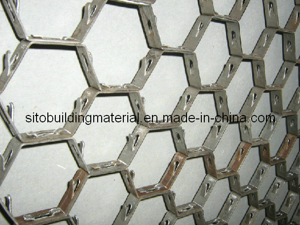 Stainless Steel Hex Mesh